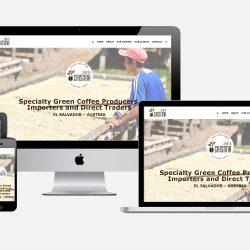 Santa Cristina Coffee - Setup and Design